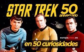 Star Trek cumple 50 años: 50 cosas que (quizás) no sabías de la saga
