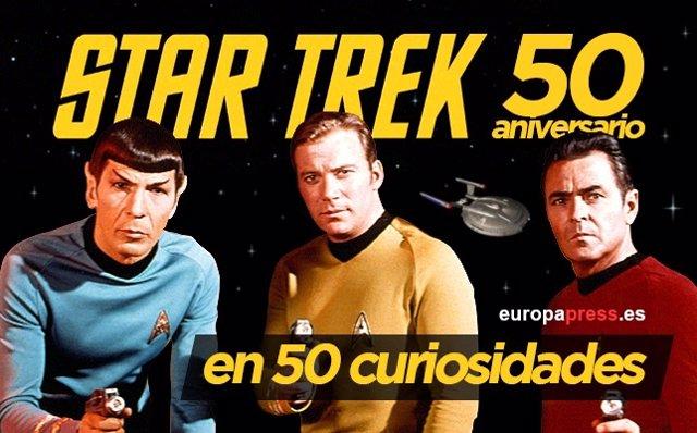 50 Años De Star Trek