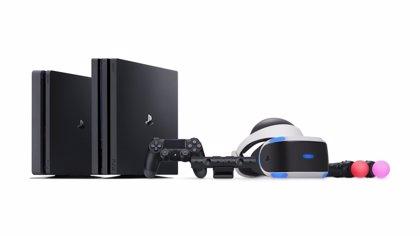 PlayStation lanza la PS4 Pro con 4K y HDR