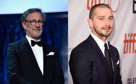 """Shia LaBeouf carga contra Spielberg: """"No me gustan las películas que hice con él"""""""