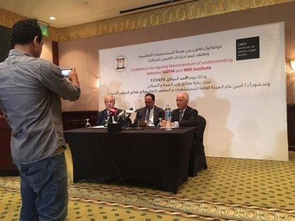 IMO acuerda la formación de oftalmólogos egipcios con una veintena de hospitales