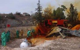 Ban Ki Moon aplaude el fin del desmantelamiento del arsenal químico de Libia