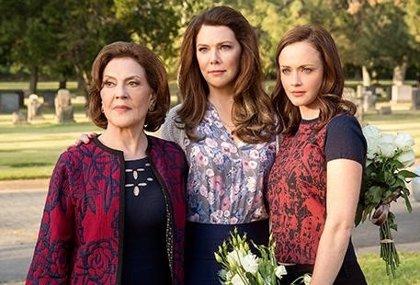 Las Chicas Gilmore: Emotivas y reveladoras imágenes del reboot