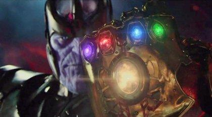 Primera imagen de Josh Brolin como Thanos en Vengadores: Infinity War