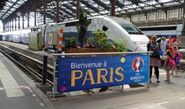 Las tres detenidas en Francia planeaban atentar en una estación de París