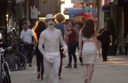 Anthony Kiedis, un mimo-robot-bailón en el nuevo vídeo de Red Hot Chili Peppers