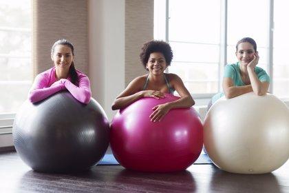 Fitball: el balón medicinal que te pone en forma