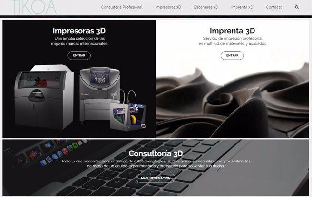 Nace en Murcia Tikoa, el primer observatorio de impresión 3D del mundo