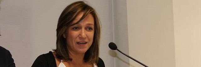 La diputada socialista Isabel Casalduero