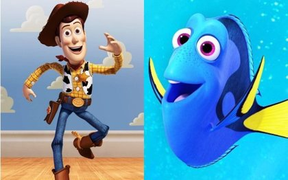 Ellen DeGeneres y Tom Hanks hacen realidad la Teoría Pixar con un crossover entre Woody y Dory