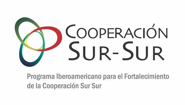 Logo Cooperación Sur-Sur