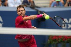 Wawrinka, tercer jugador clasificado para los ATP World Tour Finals