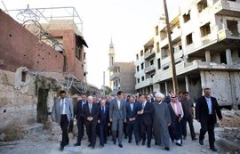 "Al Assad promete arrebatar a los ""terroristas"" cada zona de Siria"