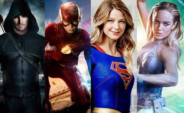 Arrow, The Flash, Supergirl y Legends of Tomorrow