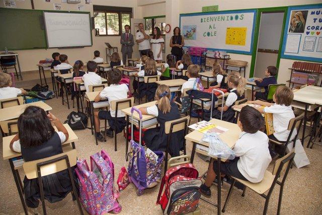 Colegio Apostolado de Valladolid.