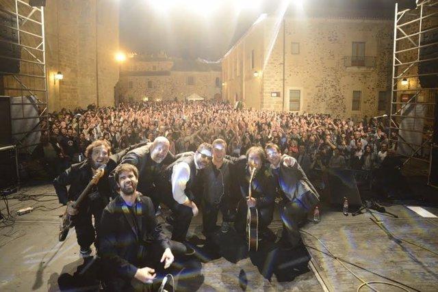 El Cáceres Blues Festival se celebra del 29 de septiembre al 2 de octubre