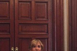Palmer será la portavoz del PP en la Comisión de Turismo del Congreso