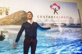 David Bisbal volverá a ser el protagonista de la promoción turística de 'Costa de Almería'