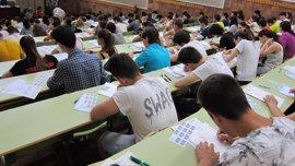 Un total de 1.197 estudiantes se examinan en Aragón de la Selectividad en septiembre