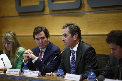 """Garamendi pide """"altura de miras y estabilidad"""" para que las empresas puedan contratar"""