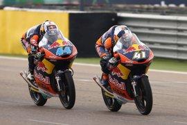 Red Bull KTM Ajo anuncia un nuevo equipo en Moto2 con Binder y Oliveira