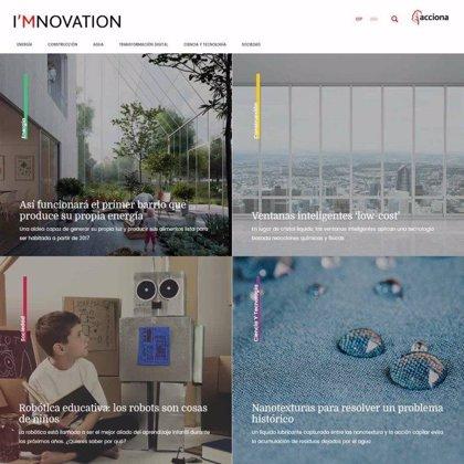 Acciona ahorra 26 millones gracias a su apuesta por la innovación