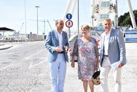 PSOE aboga por el puerto de Málaga como un gran espacio logístico, turístico y comercial