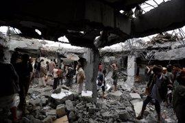 """La ONU expresa su """"profunda preocupación"""" por el aumento de la muerte de civiles en Yemen"""
