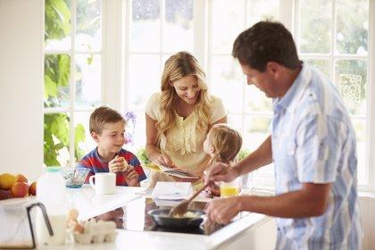 La familia, clave en una buena educación nutricional