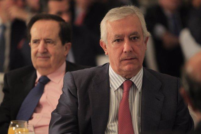 Javier Arenas y Juan José Lucas