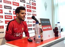 """Víctor Rodríguez: """"El Atlético es uno de los mejores equipos de Europa"""""""