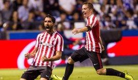 El Athletic quiere alargar su mejoría en Italia