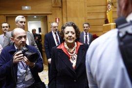 """Barberá, del PP al Grupo Mixto: la travesía en el Senado de la """"mejor alcaldesa de España"""""""