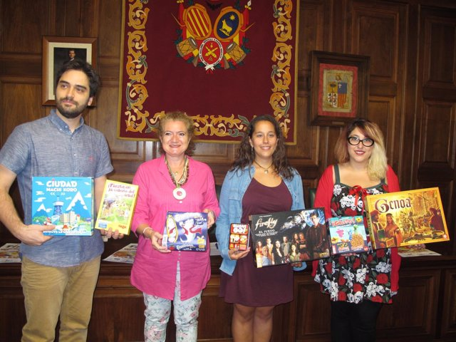 Teruel Celebra Las V Jornadas Tirwal De Juegos De Mesa Estrategia