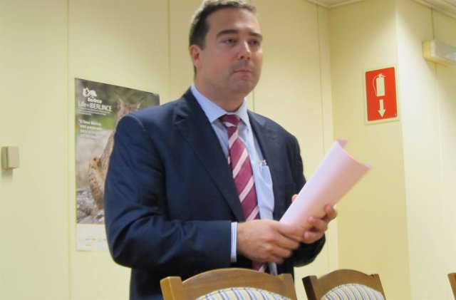 Viceconsejero de Medio Ambiente, Sergio González
