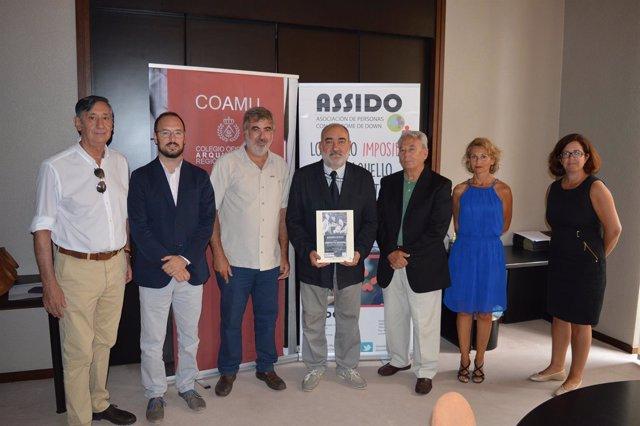 NOTA DE PRENSA // El Colegio De Arquitectos Convoca El Concurso Para El Proyecto