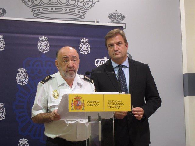 Alberto Bretón y Pedro Mélida explican la operación