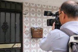 Domicilio en Sevilla del presunto parricidio