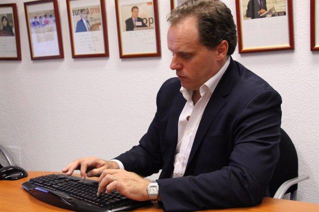 Economista Daniel Lacalle, encuentro digital, libro 'Acabemos con el paro'