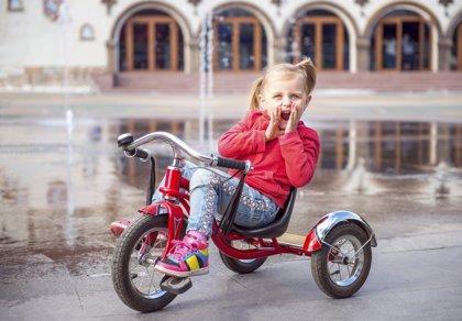 5 beneficios del triciclo para el desarrollo psicomotor de los niños