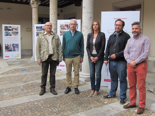 Presentación de la exposición 'Imprescindibles: agricultura y memoria'