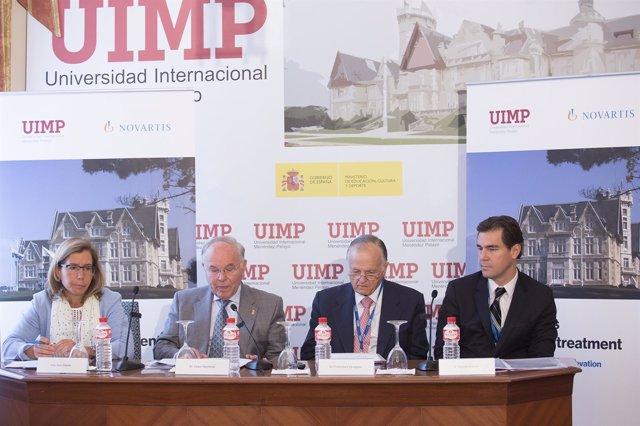 Rueda De Prensa UIMP NOVARTIS