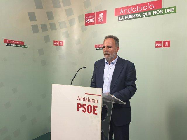 Salvador de la Encina, diputado del PSOE por Cádiz