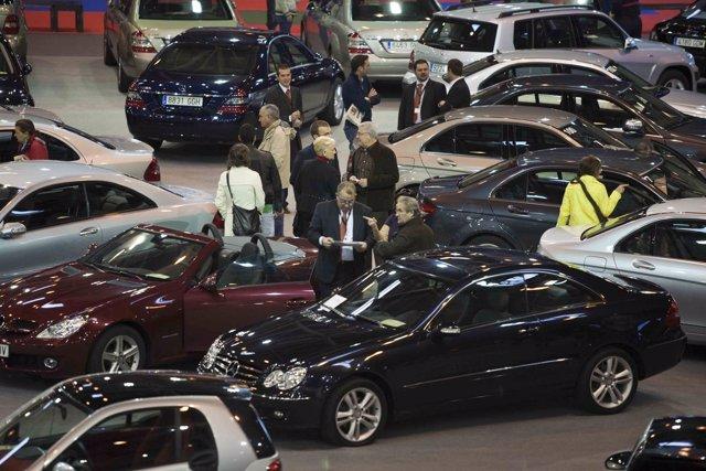Feria de coches