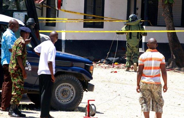 Atentado en Mombasa, Kenia