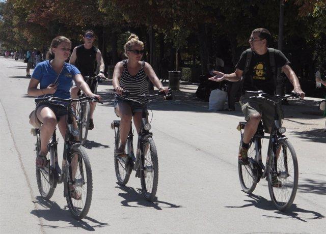Recursos ciclistas.