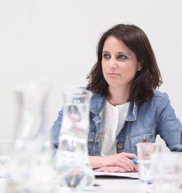 Andrea Levy se reúne con representantes de Intermón Oxfam