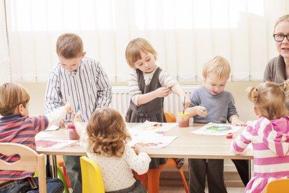 Niños en la guardería: 10 procesos febriles al año