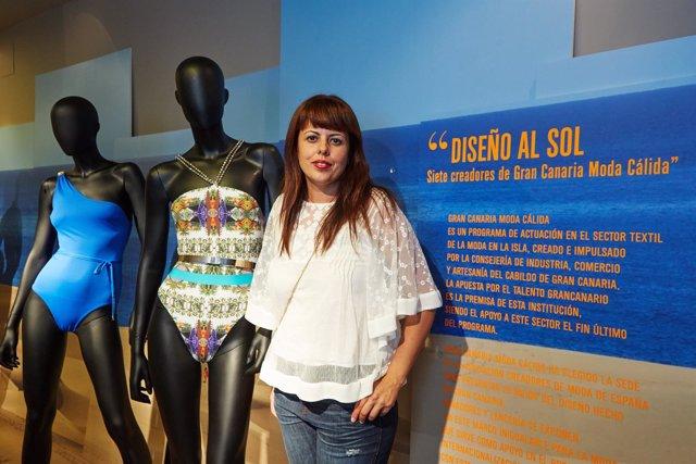 Minerva Alonso Habla De Las Internacionalización De Gran Canaria Moda Cálida