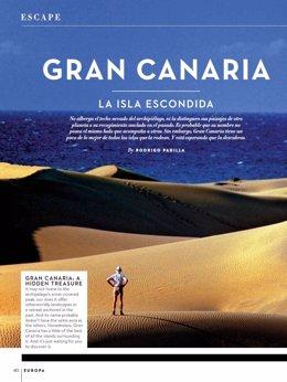 Air Europa dedica un reportaje especial a los atractivos de Gran Canaria